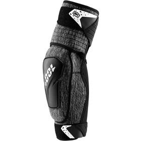 100% Fortis Elbow Guards grey heather/black